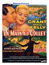 Affiche de La Main au Collet (1955)