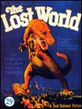 Affiche de Le Monde Perdu (1925)
