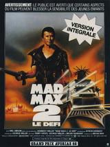 Affiche de Mad Max : Le Défi (1982)