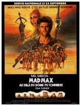 Affiche de Mad Max : Au-delà du dôme de tonnerre (1985)