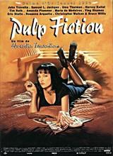 Affiche de Pulp Fiction (1994)