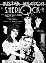 Affiche de Sherlock Junior (1924)
