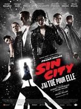 Affiche de Sin City : J'ai tué pour elle (2014)