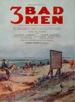 Affiche de Trois Sublimes Canailles (1926)