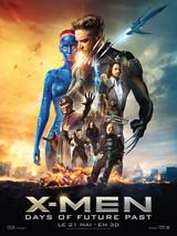 Affiche de X-Men Days of future past (2014)