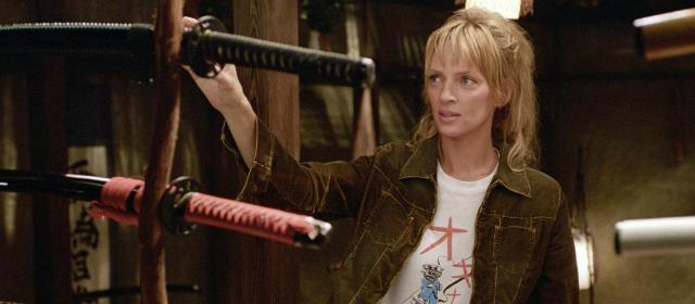 Uma Thurman dans Kill Bill : Volume 1 (2003)