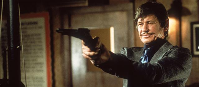 Charles Bronson dans Un justicier dans la ville (1973)
