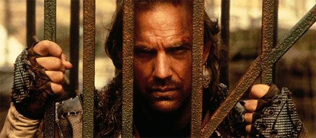 Kevin Costner dans Waterworld (1995)