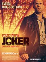 Affiche de Joker (2015)