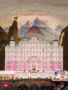 Affiche de The Grand Budapest Hotel
