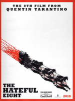 Affiche de The Hateful Eight (2015)
