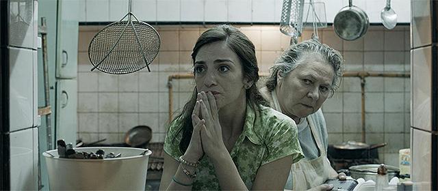 Julieta Zylberberg et Rita Cortese dans Les Nouveaux Sauvages (2015)