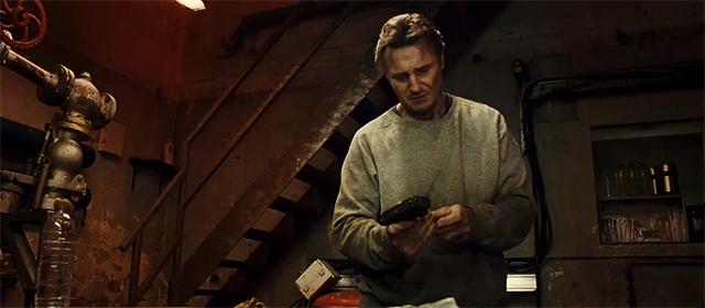 Liam Neeson dans Taken 3 (2015)