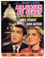 Affiche de Mr Smith au Sénat (1940)