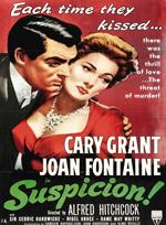 Affiche de Soupçons (1941)