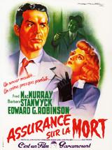 Affiche d'Assurance sur la mort (1944)