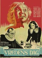 Affiche de Jour de colère (1943)