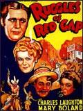 Affiche de L'Extravagant Mr Ruggles (1935)