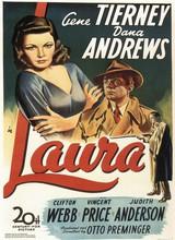 Affiche de Laura (1946)