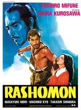 Affiche de Rashomon (1950)