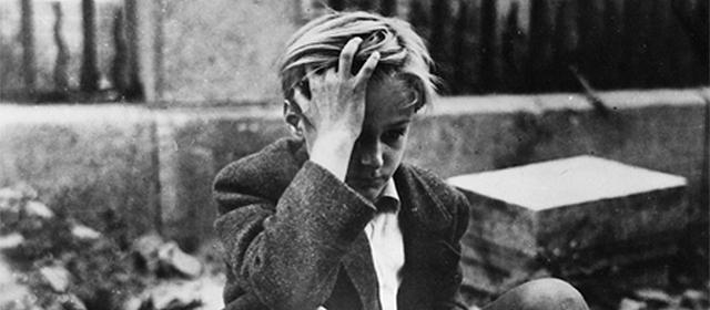 Edmund Meschke dans Allemagne année zéro (1949)