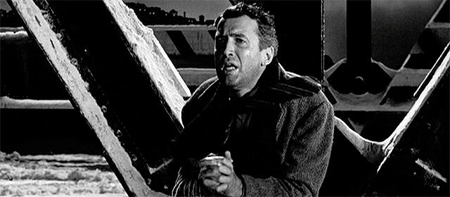 James Stewart dans La Vie est Belle (1948)