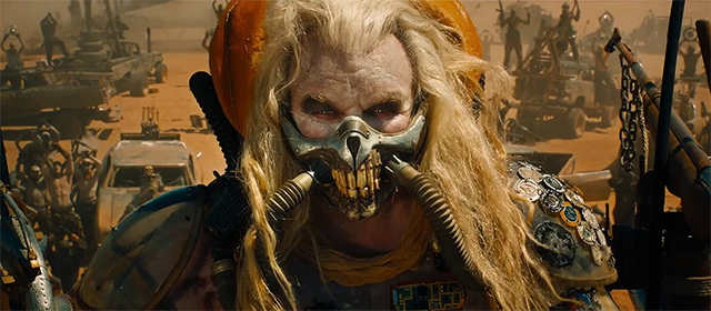 Hugh Keays-Byrne dans Mad Max : Fury Road (2015)