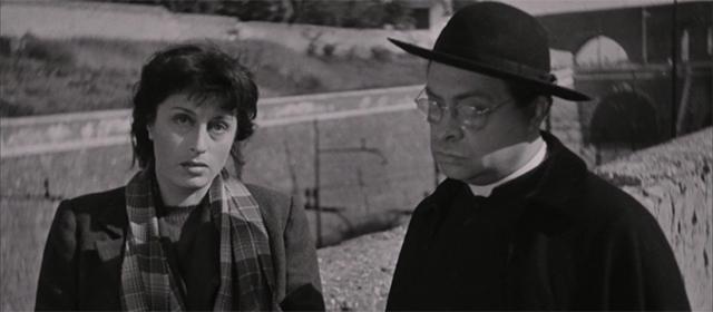 Anna Magnani et Aldo Fabrizi dans Rome ville ouverte (1945)