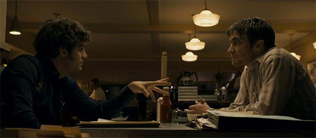 Mark Ruffalo et Jake Gyllenhaal dans Zodiac (2007)
