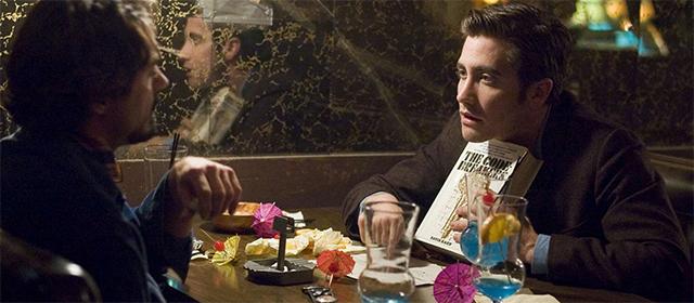 Robert Downey Jr et Jake Gyllenhaal dans Zodiac (2007)