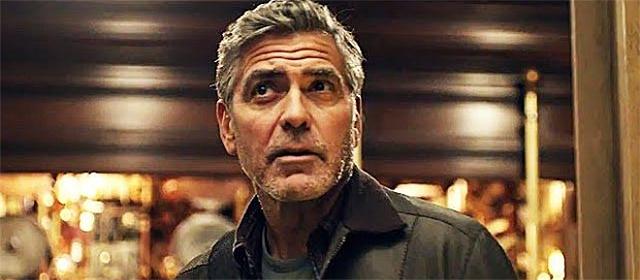 George Clooney dans A la poursuite de demain (2015)