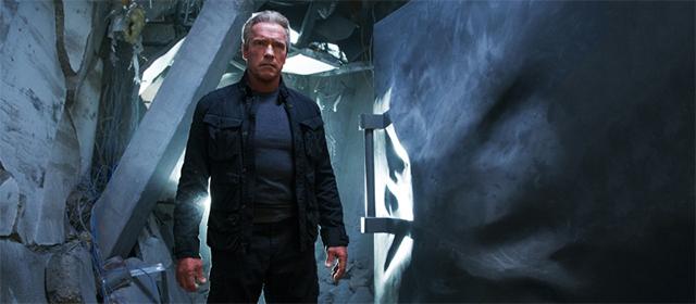 Arnold Schwarzenegger dans Terminator : Genisys (2015)