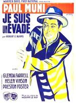 Affiche de Je suis un évadé (1932)