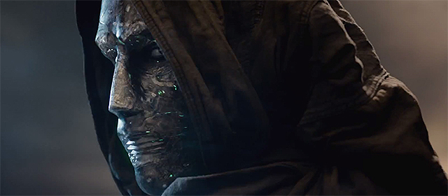 Toby Kebbell en Fatalis dans Les 4 Fantastiques (2015)