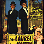 Laurel et Hardy au Far West (1937)