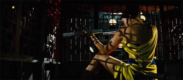 Rebecca Ferguson dans Mission : Impossible - Rogue Nation (2015)
