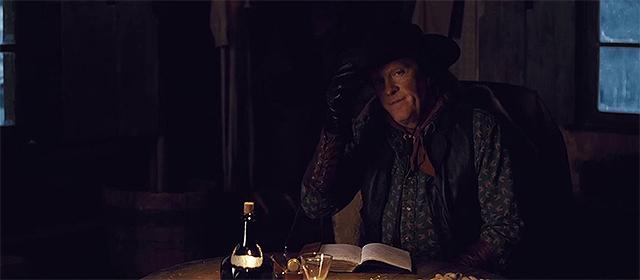 Michael Madsen dans Les 8 Salopards (2016)