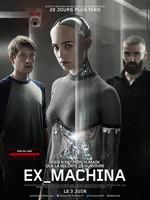 Affiche d'Ex Machina (2015)