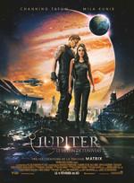 Affiche de Jupiter : Le Destin de l'Univers (2015)