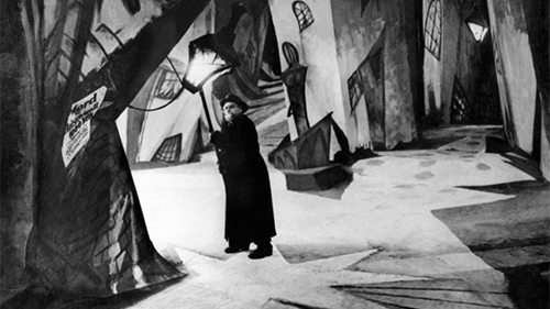 Le Cabinet du Docteur Caligari (1920)