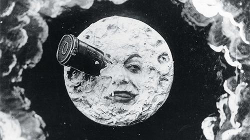 Le Voyage dans la lune, Georges Méliès (1902)