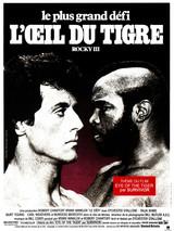 Affiche de Rocky III (1982)