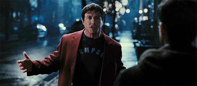 Sylvester Stallone dans Rocky Balboa (2006)