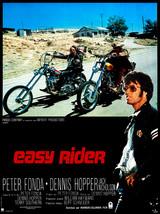 Affiche d'Easy Rider (1969)