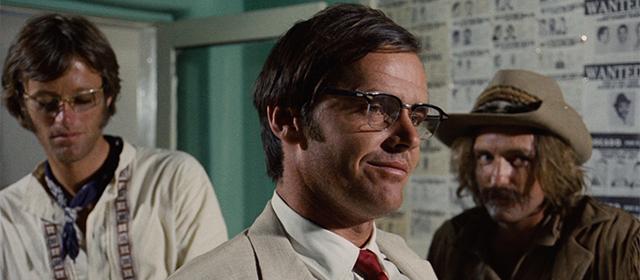 Peter Fonda, Jack Nicholson et Dennis Hopper dans Easy Rider (2016)