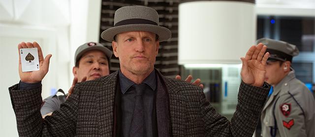 Woody Harrelson dans Insaisissables 2 (2016)