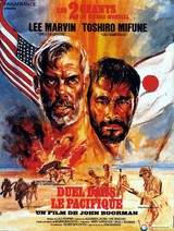 Affiche de Duel dans le Pacifique (1968)