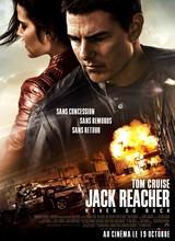 Affiche de Jack Reacher : Never Go Back (2016)