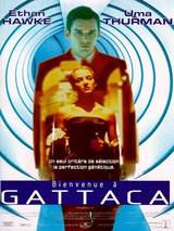 Affiche de Bienvenue à Gattaca (1997)