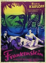 Affiche de Frankenstein (1931)